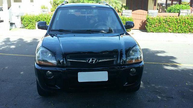 Hyundai tucson 2.0 gls automatico 2011 - 2010