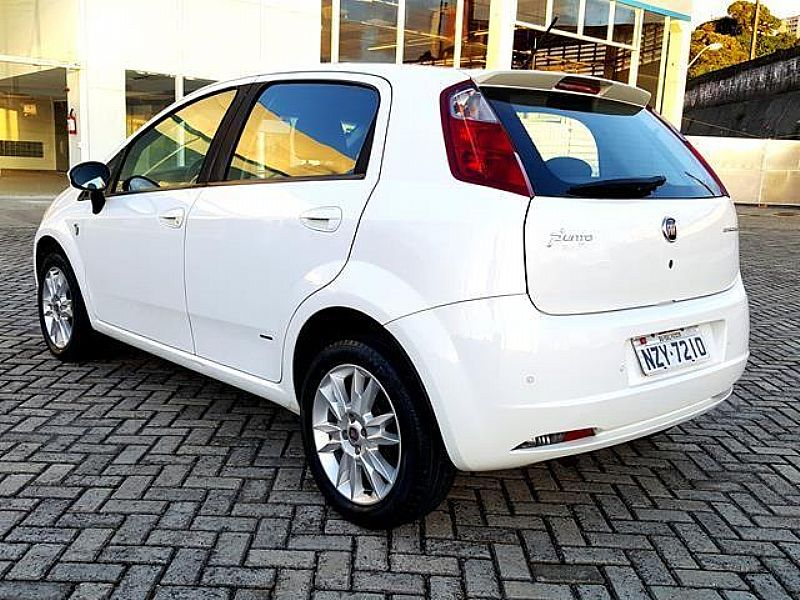 Fiat Punto Attractive ELX 1.4 Kit Italia 12/12