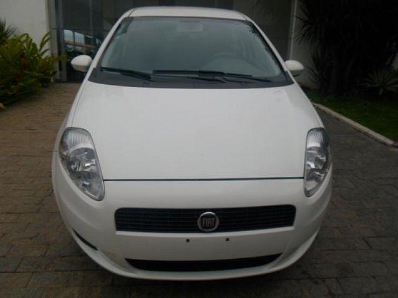 Fiat punto branco 2012