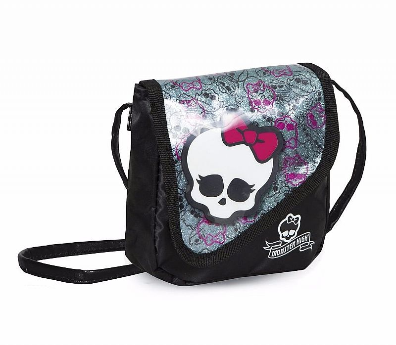 Kit Com 3 Bolsas Monster High Cleo; Operetta; Skullete
