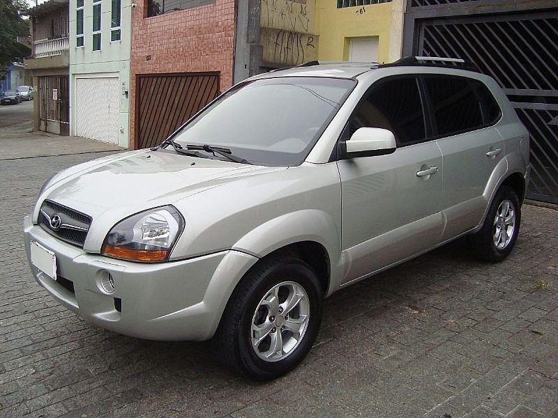 Hyundai Tucson 2.0 16V 142cv Aut. - ano 2012