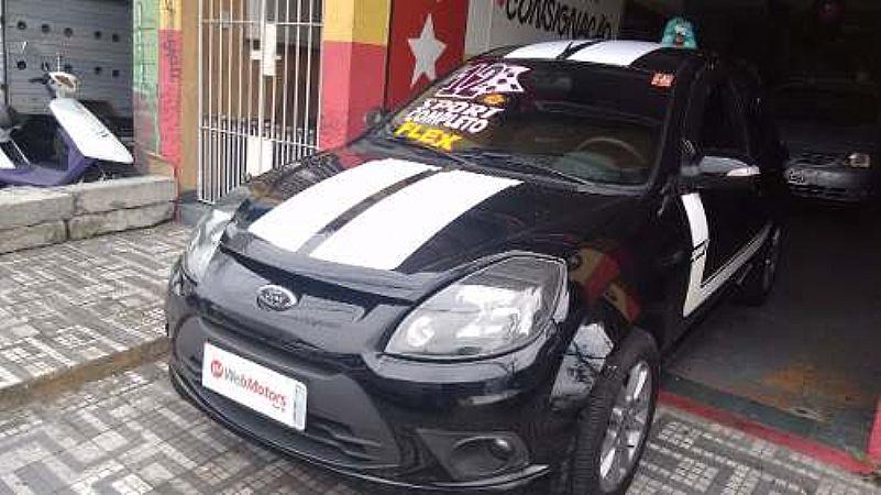 Ford Ka Sport 1.6 8V Flex 3p 2012