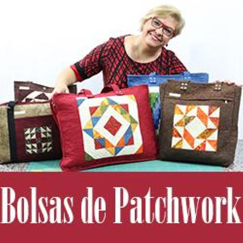 E-book Fundamentos do patchwork:bolsas