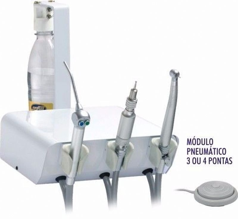 Equipo Modular Odontologico 3 Pontas Dentscler