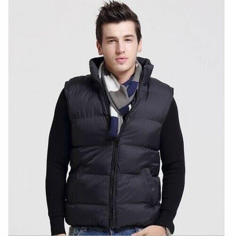 Jaqueta Colete Masculino Esportivo De Inverno 2016 Importado