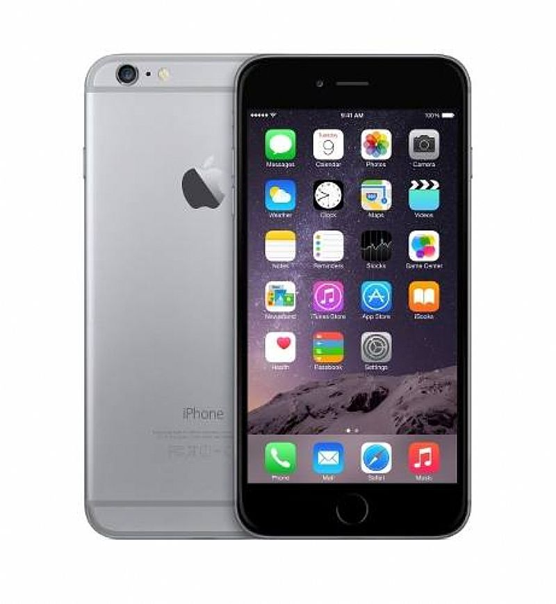 Smartphone Hiphone 6S Plus Tela 5.7 Android Wifi Gps 3G Lindo!!PERFEITO!!NOVOS!!FRETE GRÁTIS