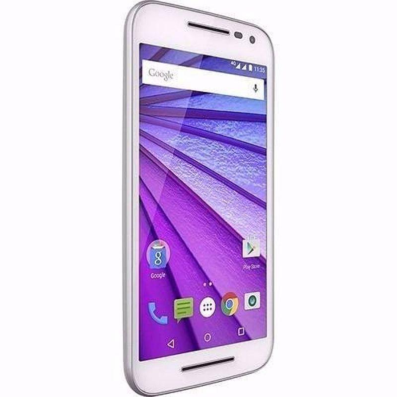 Celular Smartphone Moto Tlc G3 3ª Geracao Android 3g 2 Chips