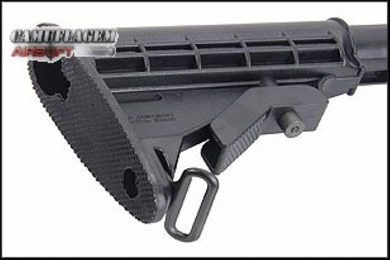 Airsoft CM16 Carbine Light - G&G (Arma de Pressao por acao de mola calibre 6mm)