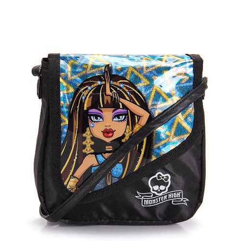 Bolsa Feminina Infantil Monster High Cleo 63673 Bolsinha