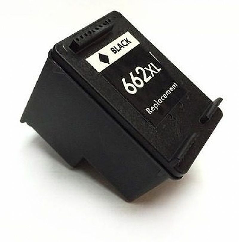 Cartucho Hp 662 Preto Hp Deskjet Ink 2546 1516 Compativel