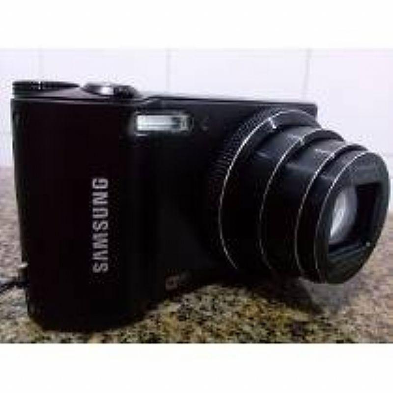 Smart Camera Digital Samsung Wb150f C/ Wi-fi A. Rede Social