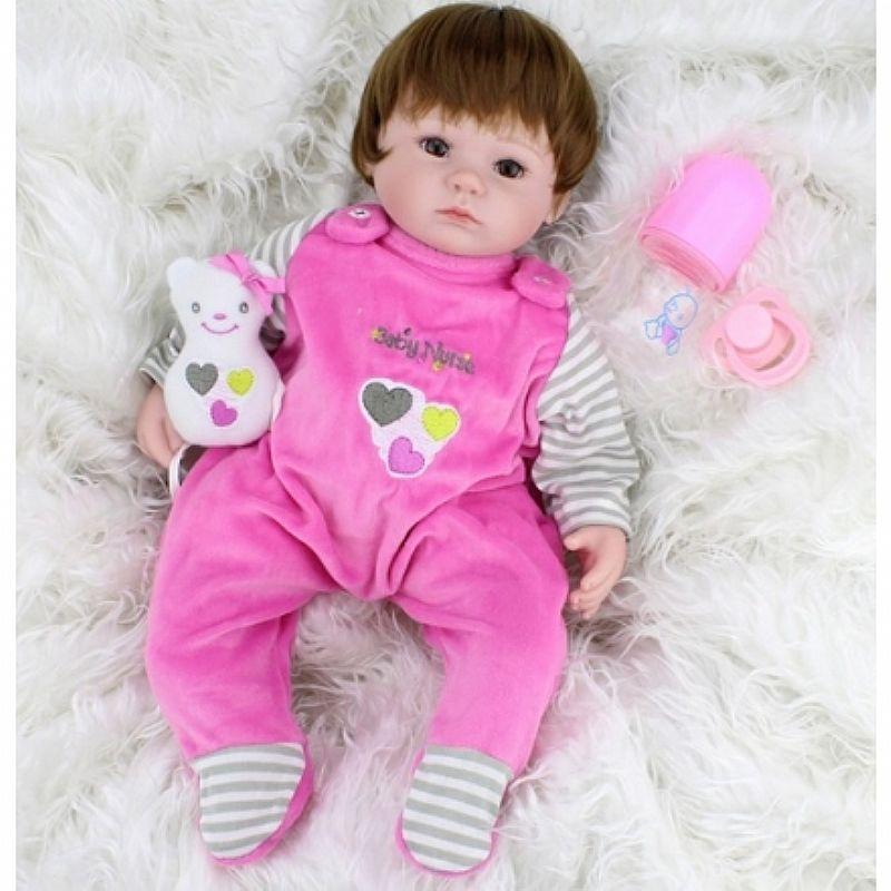 Bebe Reborn Eliza - 40 cm