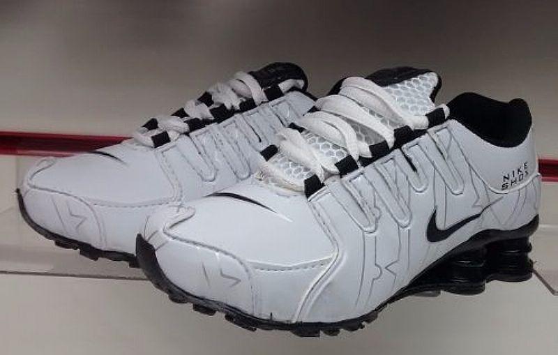 Tenis Nike Shox Nz Infantil Lindos Masculino/feminino