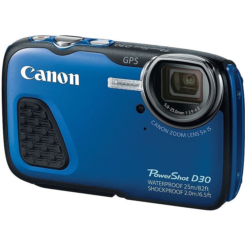 Camera Digital Canon Powershot D30 12.1mp