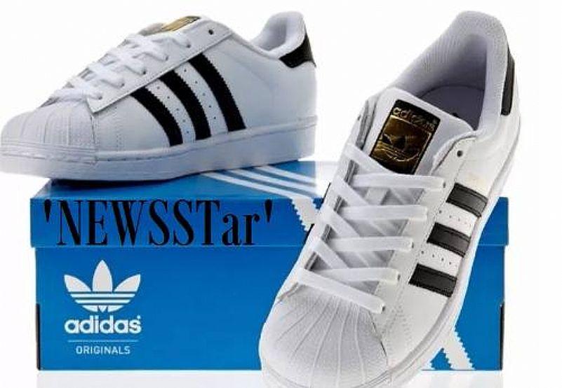 00c377a55471b Tenis adidas superstar foundation original na caixa