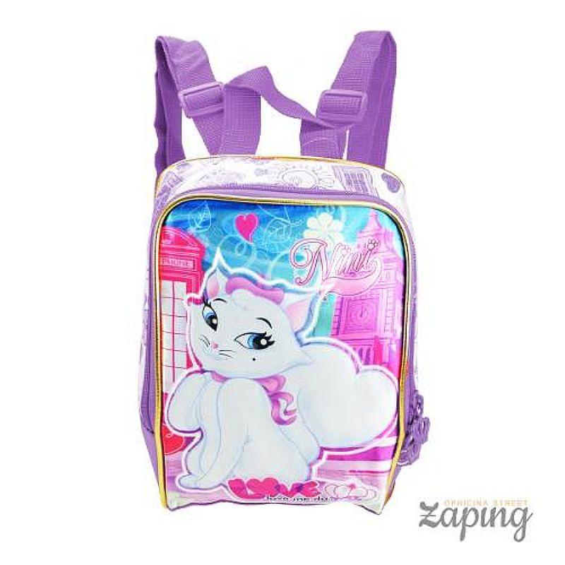 Bolsa/ Lancheira Termica Escolar Clio Style Kids Nn5128