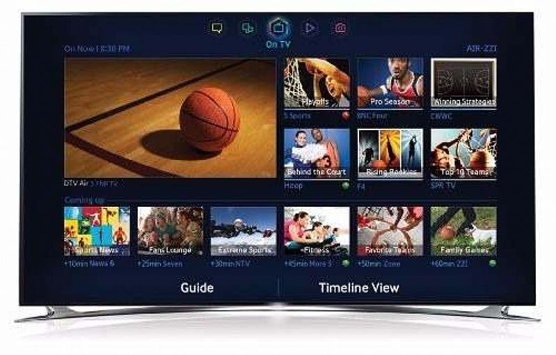 Smart Tv 46 Polegadas Samsung Un46f8000 Full Hd Wifi