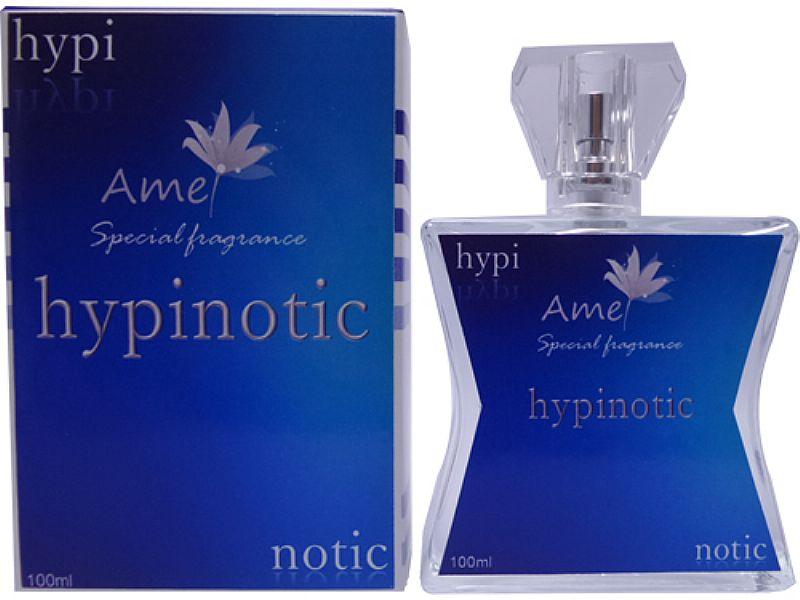 Perfume Hipnotic 100ml feminino,  inspirado no perfume Hypnôse.