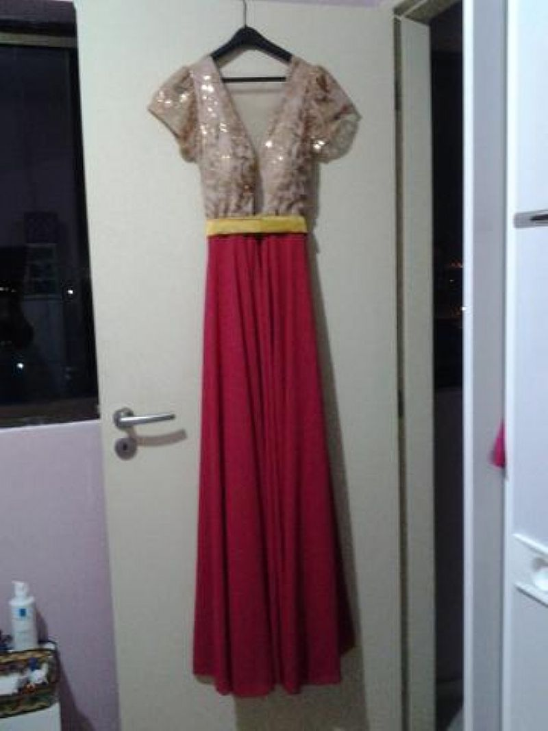vestido longo JULIANAJULIÃO
