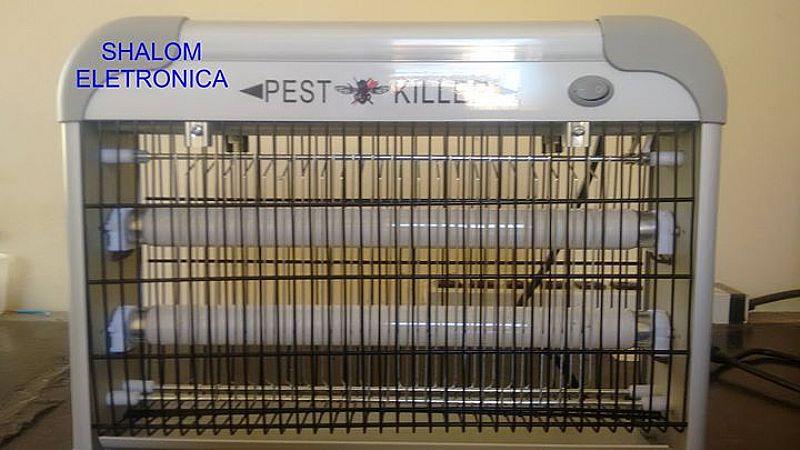 Aparelho 20w mata mosquitos,   moscas,   pernilongos e demais insetos voadores,     inclusive o aedes aegypti