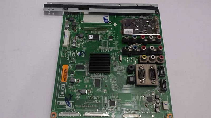 Placa Principal da TV LG 42LV3500