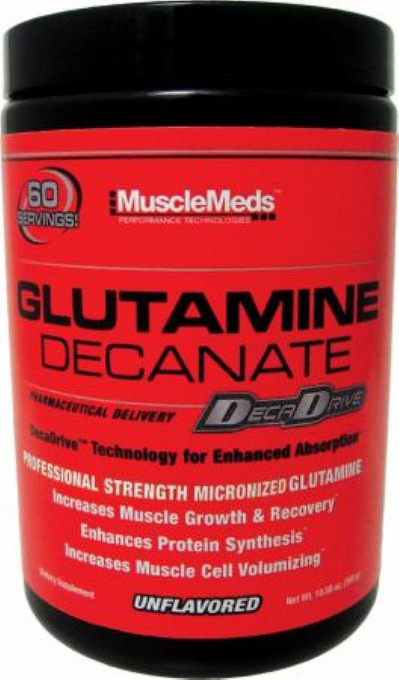 Glutamine Decanate - MuscleMeds (300g)
