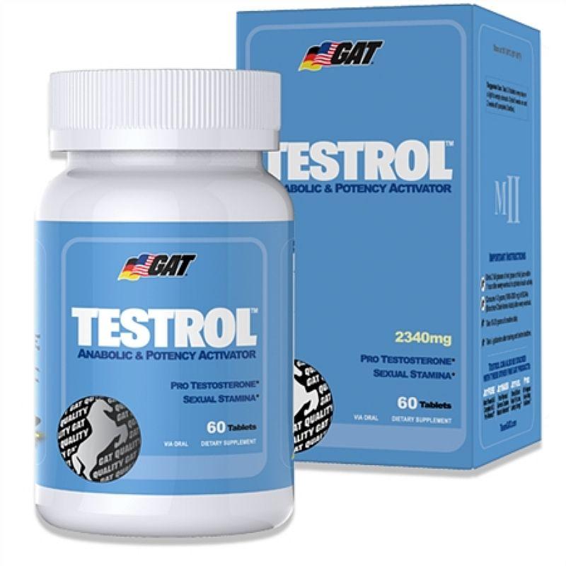 Testrol - GAT (60 Capsulas)