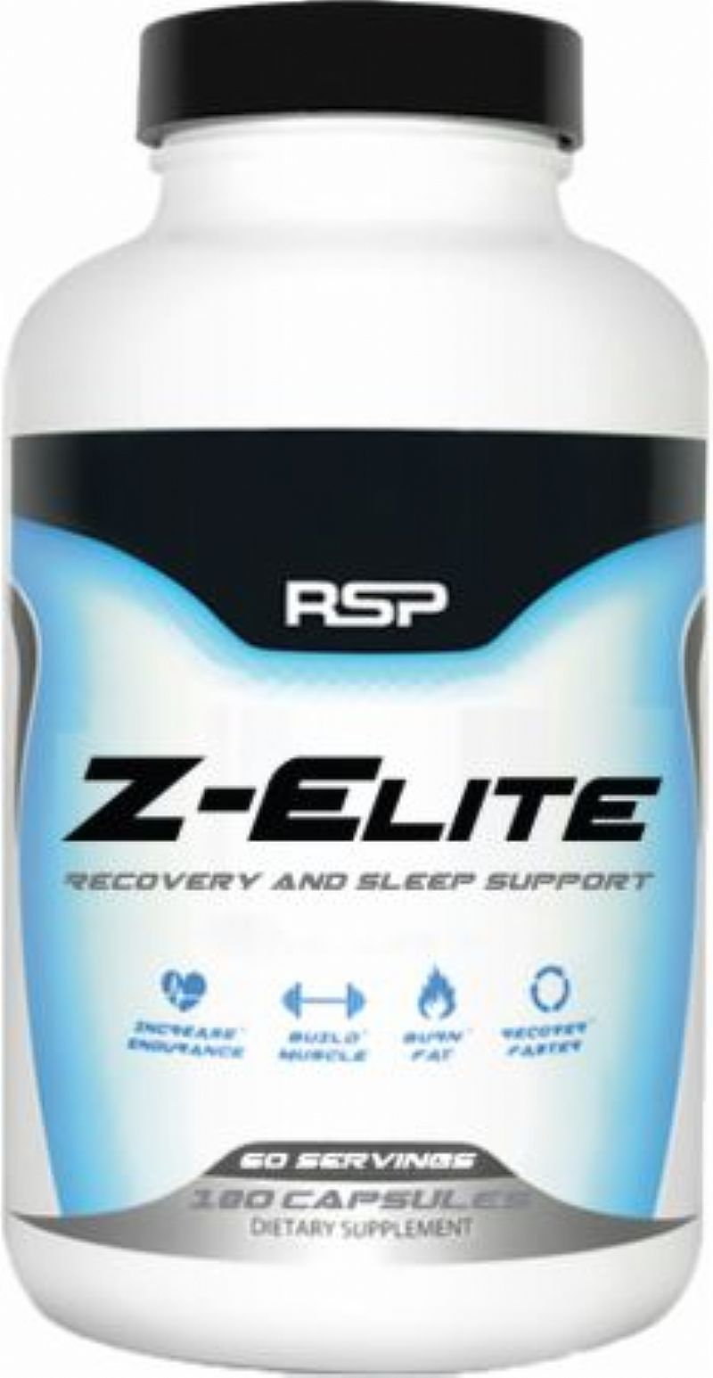 Z-Elite - RSP Nutrition (180 Capsulas)