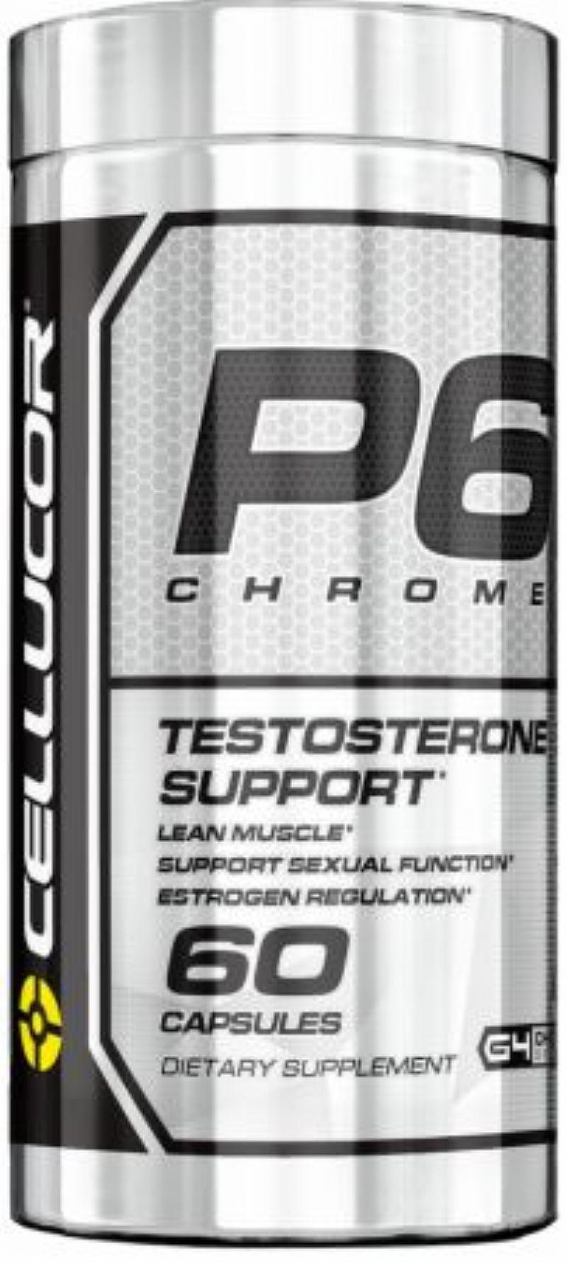 P6 Chrome - Cellucor (60 Capsulas)