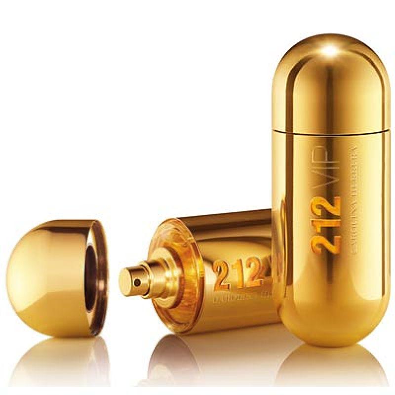 Perfume 212 Vip Feminino 100% Original Carolina Herrera