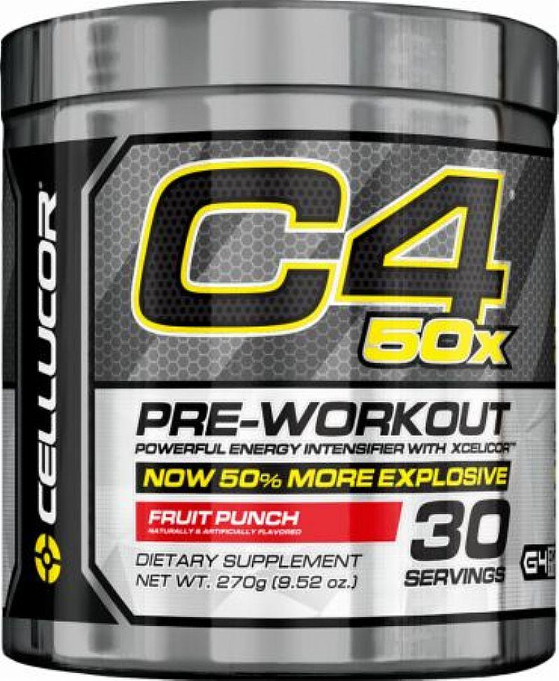 C4 50x G4 - Cellucor (270g)