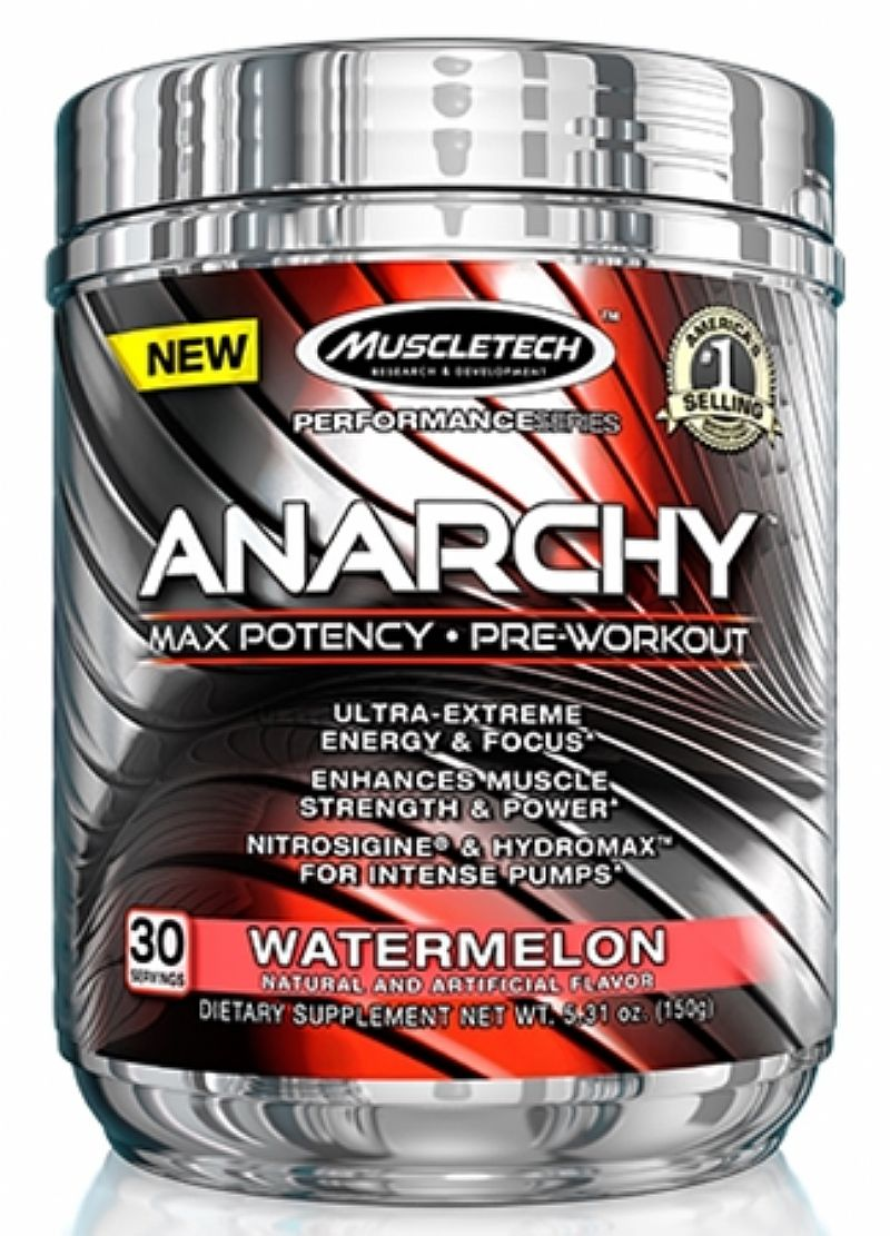 Anarchy - Muscletech (150g)