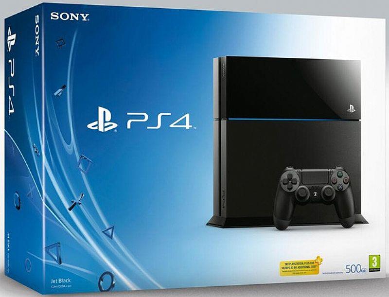 Playstation 4 500gb Blu Ray Hdmi Ps4 Sony Bivolt Controle 3d