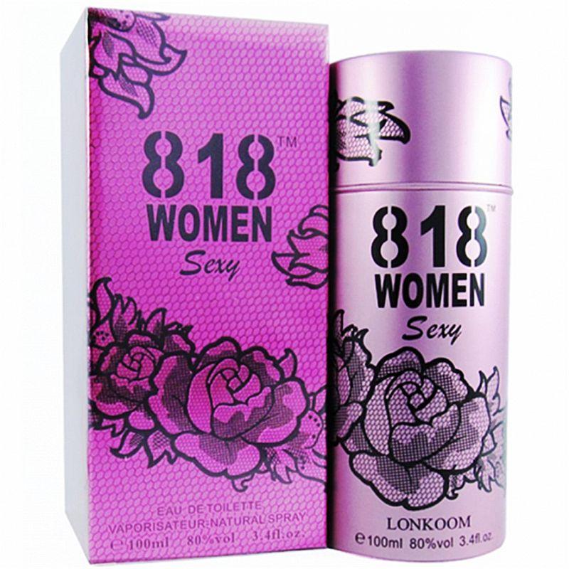 Perfume 818 Women Sexy 100ml