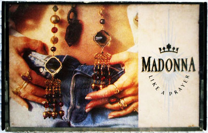 Madona,  Like a Prayer - Love Song,  Oh Father e Outras