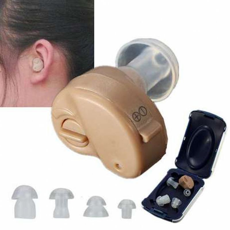 Aparelho amplificador auditivo axon k-80