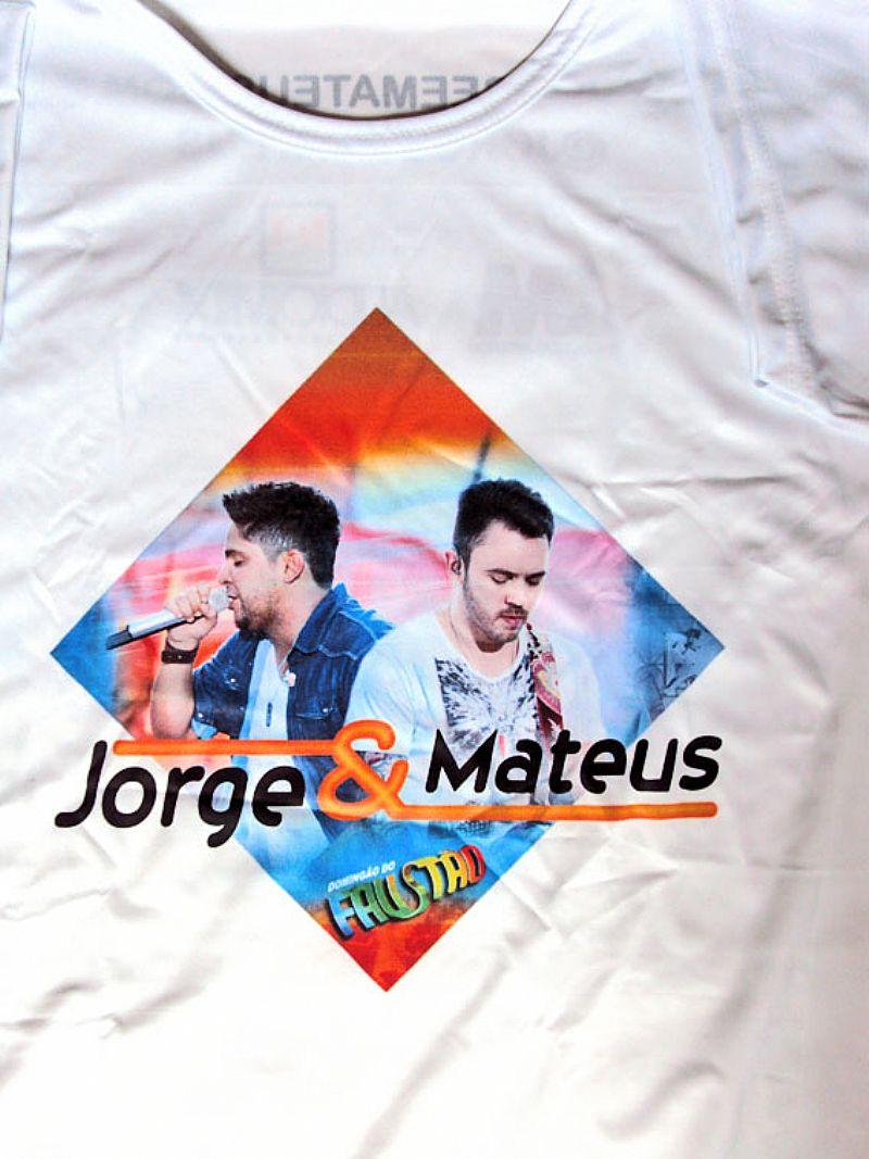 Jorge e Mateus,  Camisa Seda GG,  Lancamento CD - DVD,  Rara Para Colecao