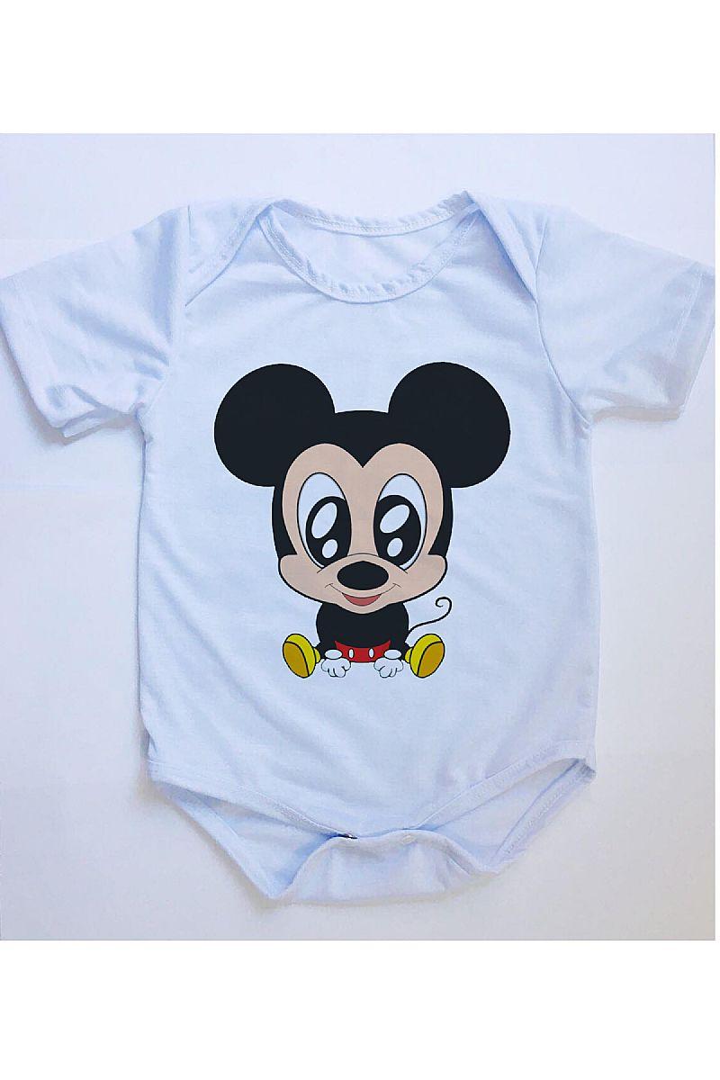 BODY INFANTIL ESTAMPADO