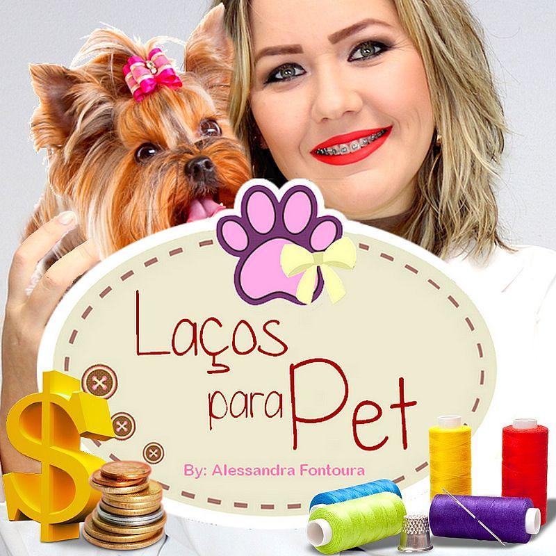 Como Fazer Lacinhos para o seu Pet-Curso