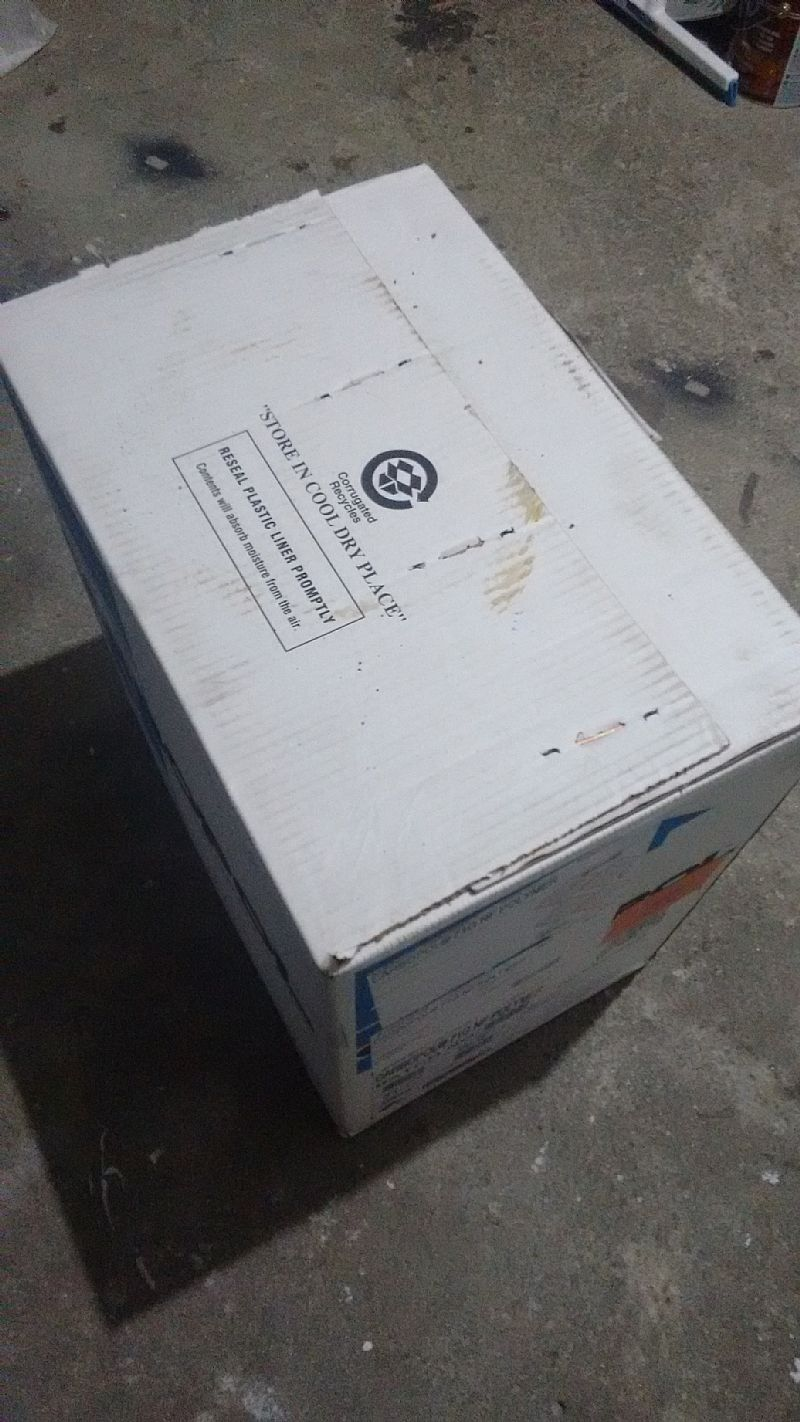 Carbomero Varios Tipos - tipo carbopol / caixa c/20kg (Preco por kg)