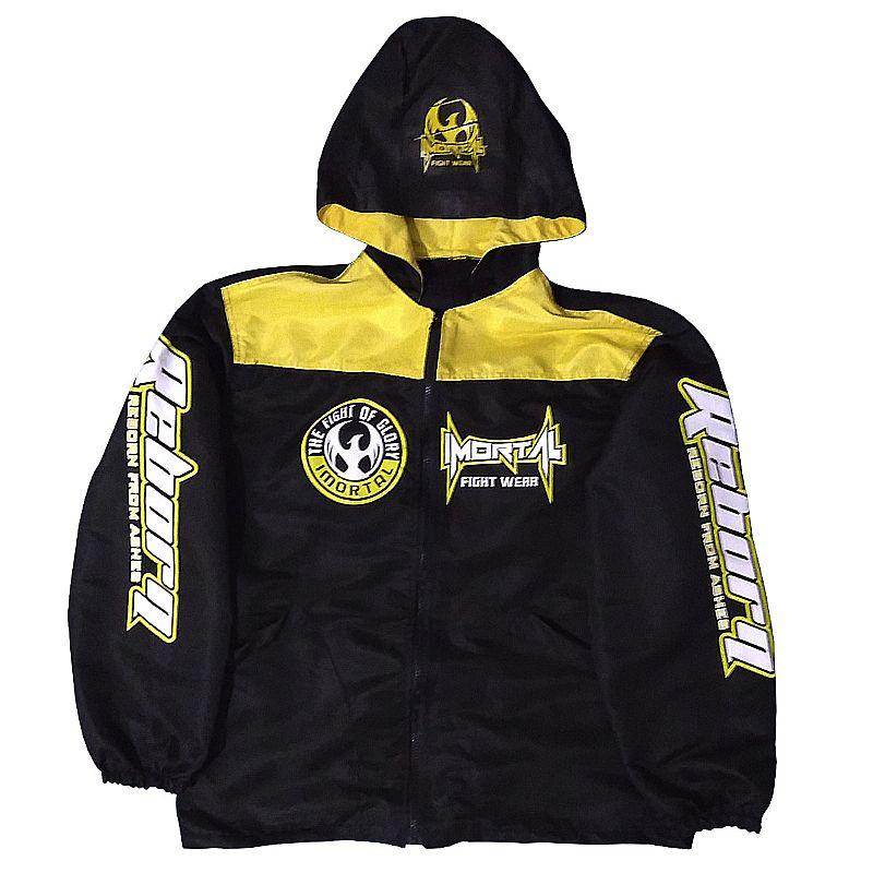 Jaqueta (casaco) padrao ufc - imortal fight