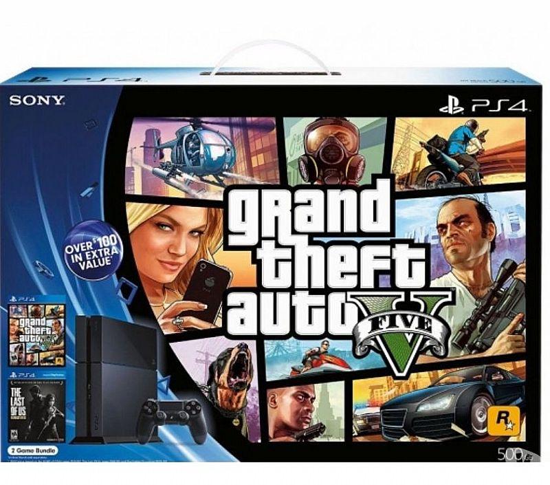 Playstation 4 slim 500 gb de HD 2 controles   2 jogos