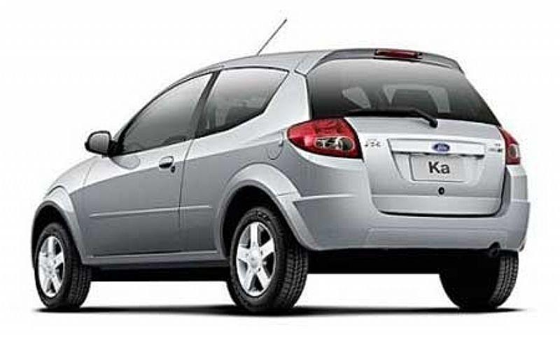Ford ka prata 2008 / 2009