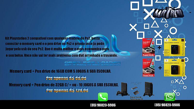 Kit Opl Playstation 2