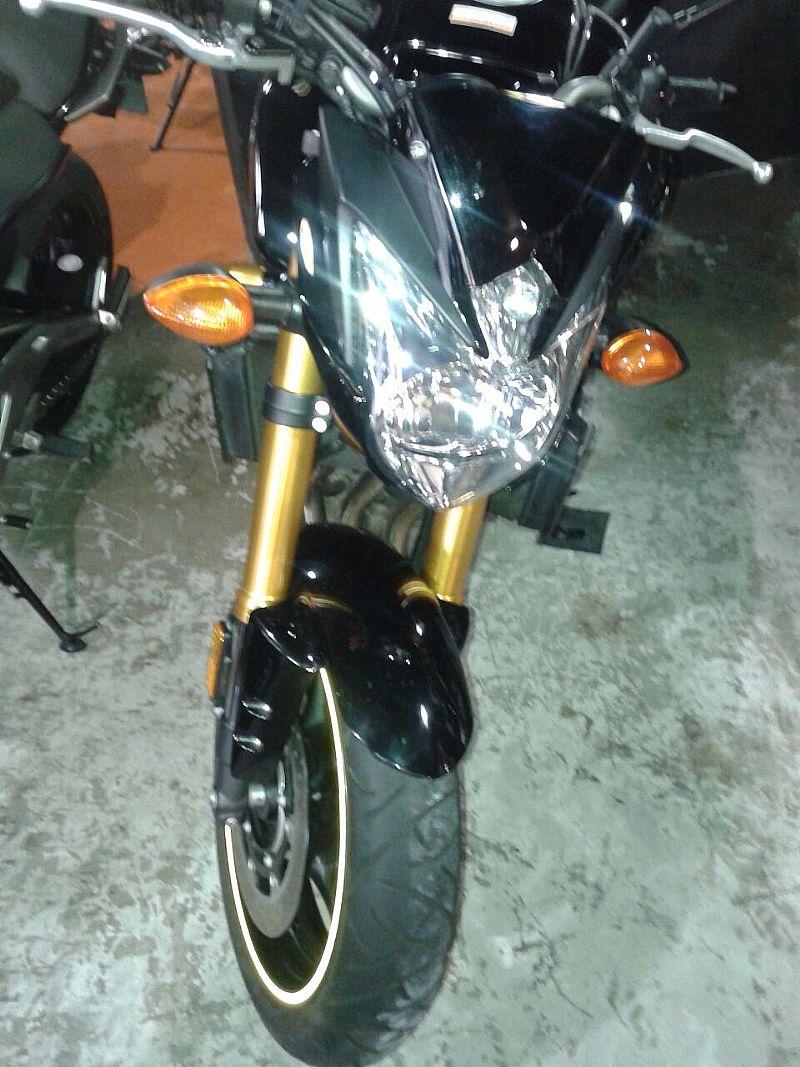 Moto Fz8 - Preta - ano 2011 - Yamaha - Guararema SP