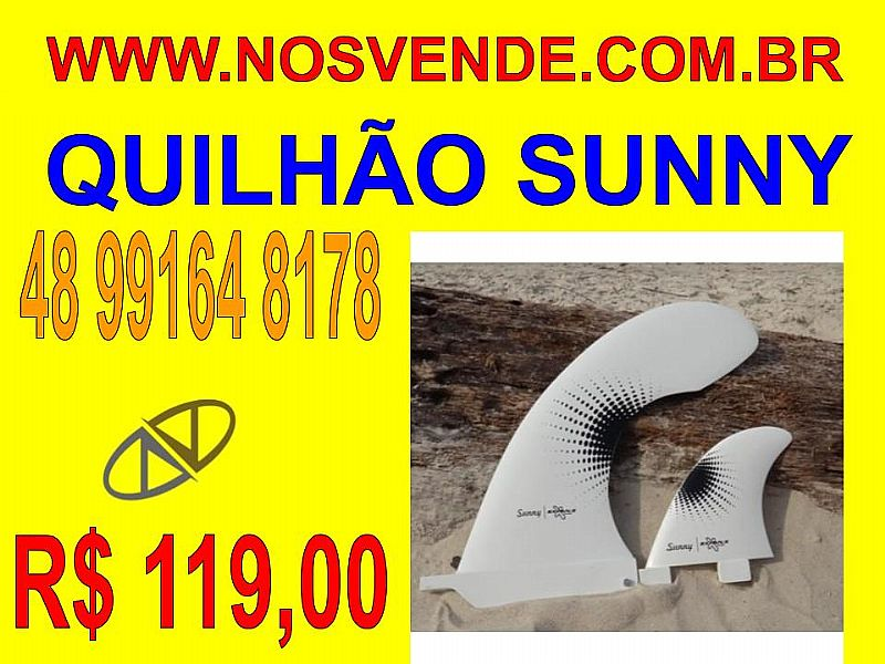 Quilhas sunny
