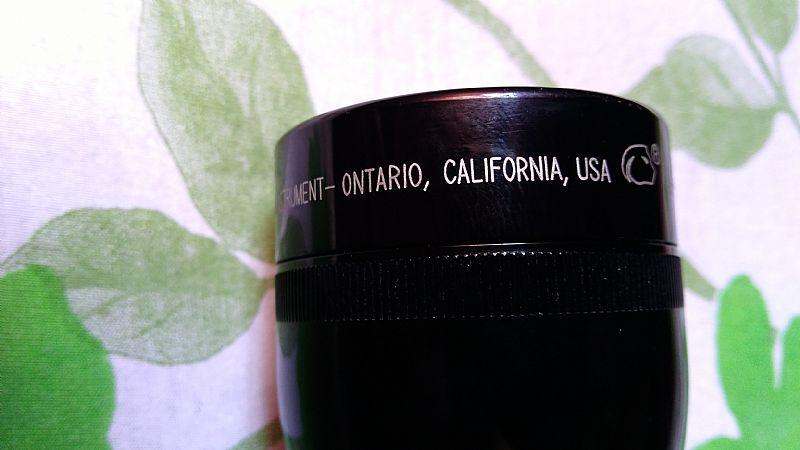lanterna americana maglite da policia  original