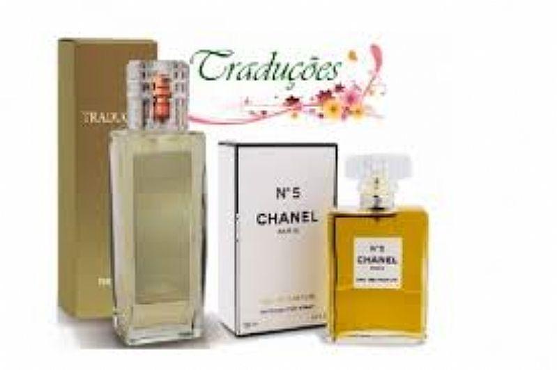 Perfume traducoes gold n °05 - hinode - insp. chanel 5 - 100 ml - feminino
