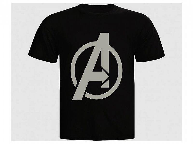 Camisas da marvel