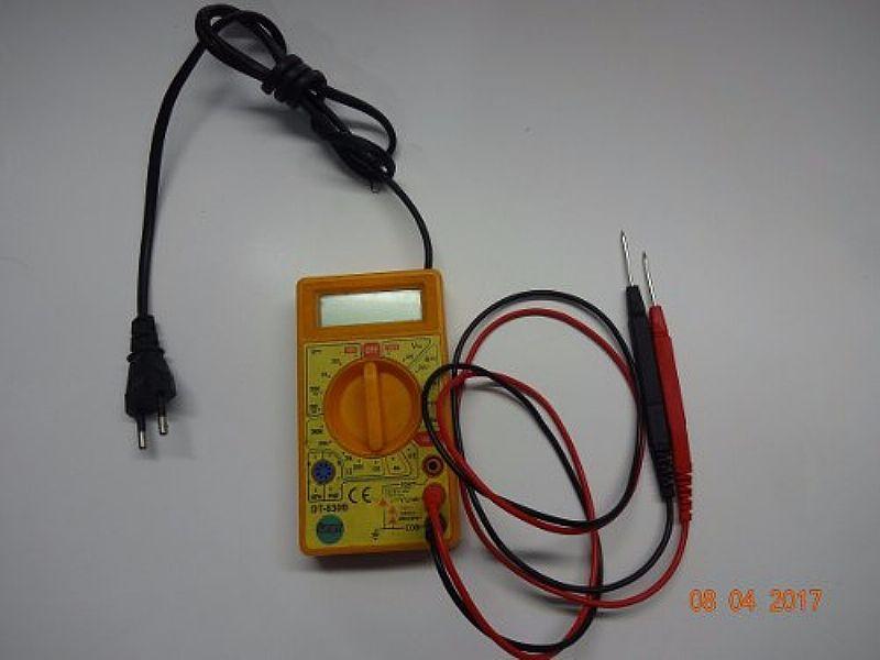 Testador de leds tv led barra de leds com indicacao de tensao